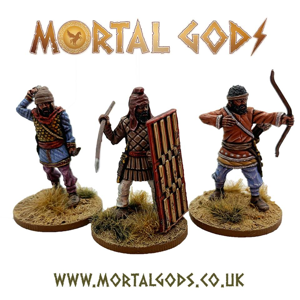 Mortal Gods Persian #4 - Footsore