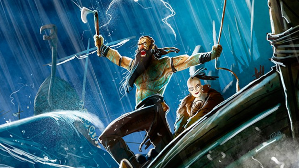 Become A Viking As North Sea Epilogues RPG Appears For Pre-Order