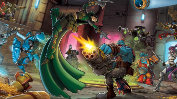 Privateer Press Take Us Through The Riot Quest Timeline