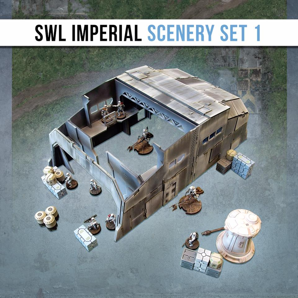 Micro Art Bundle Up Their Imperial Scenery For Star Wars Legion
