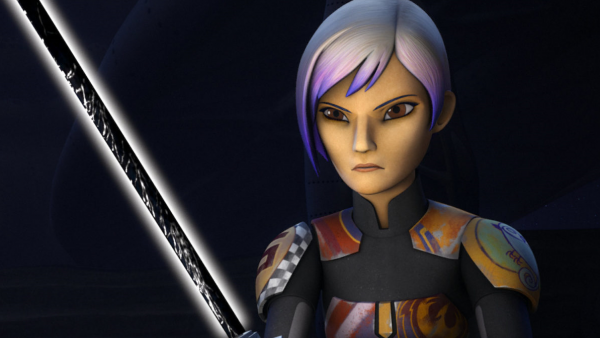 Sabine Wren Shows Star Wars: Legion The Art Of War