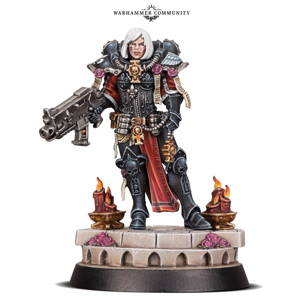 Sororitas #1 - Games Workshop