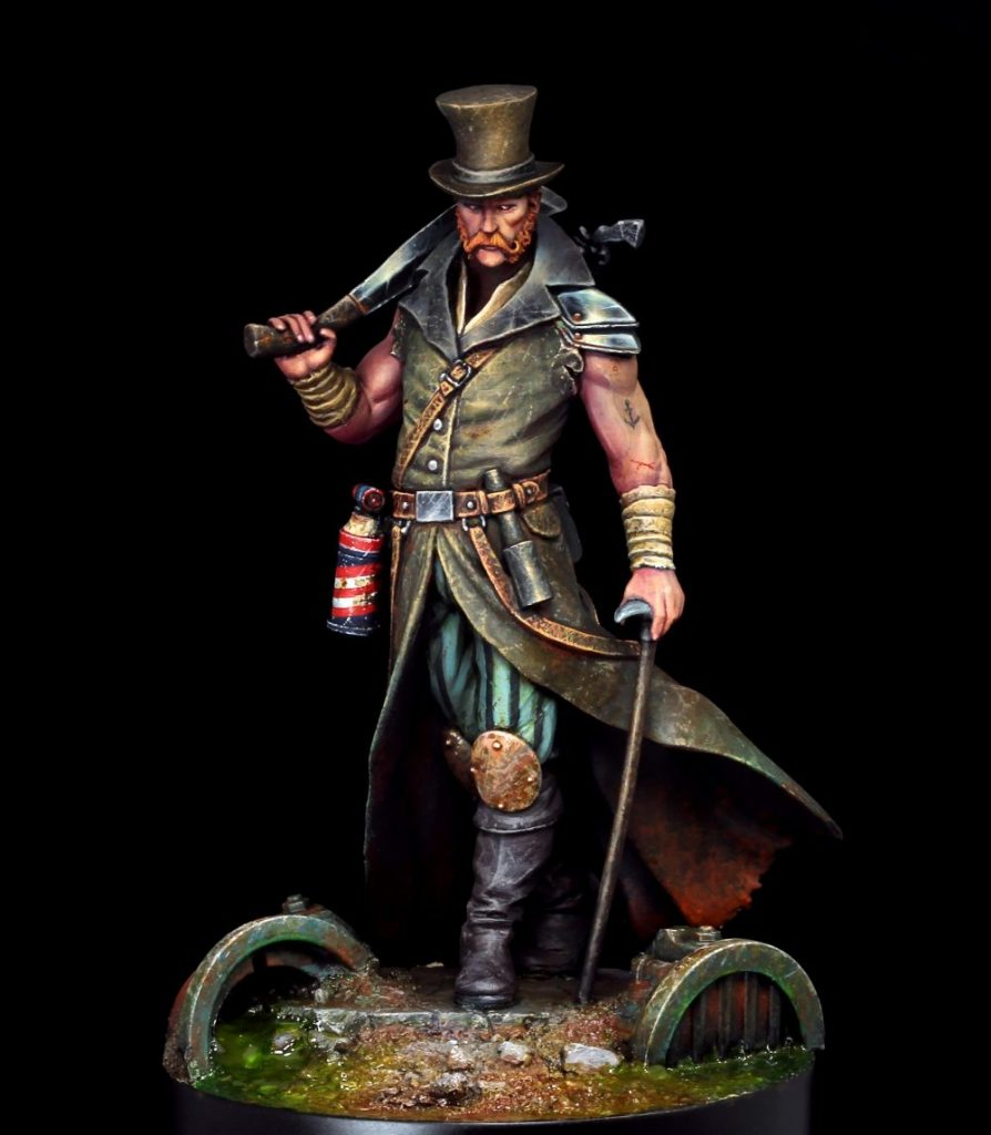 The Duke - Black Sun Miniatures