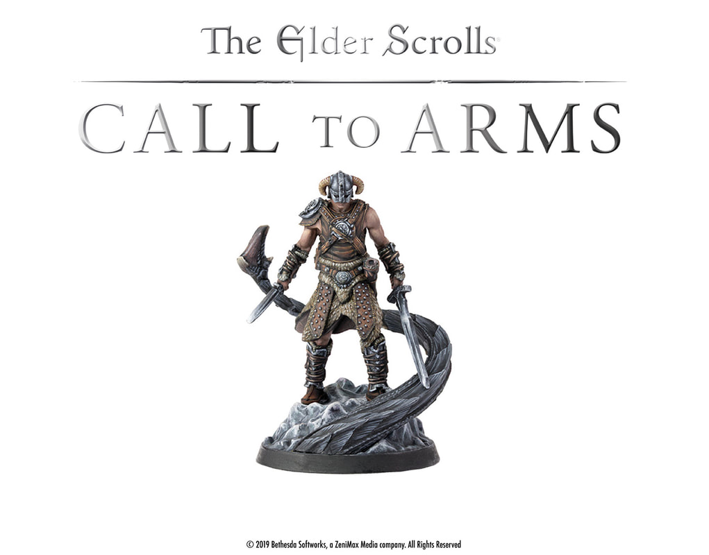 The Elder Scrolls Call To Arms - Modiphius