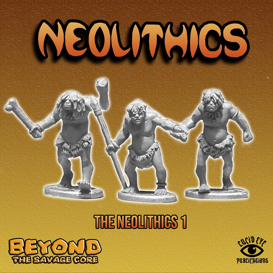 The Neolithics #1 - Lucid Eye