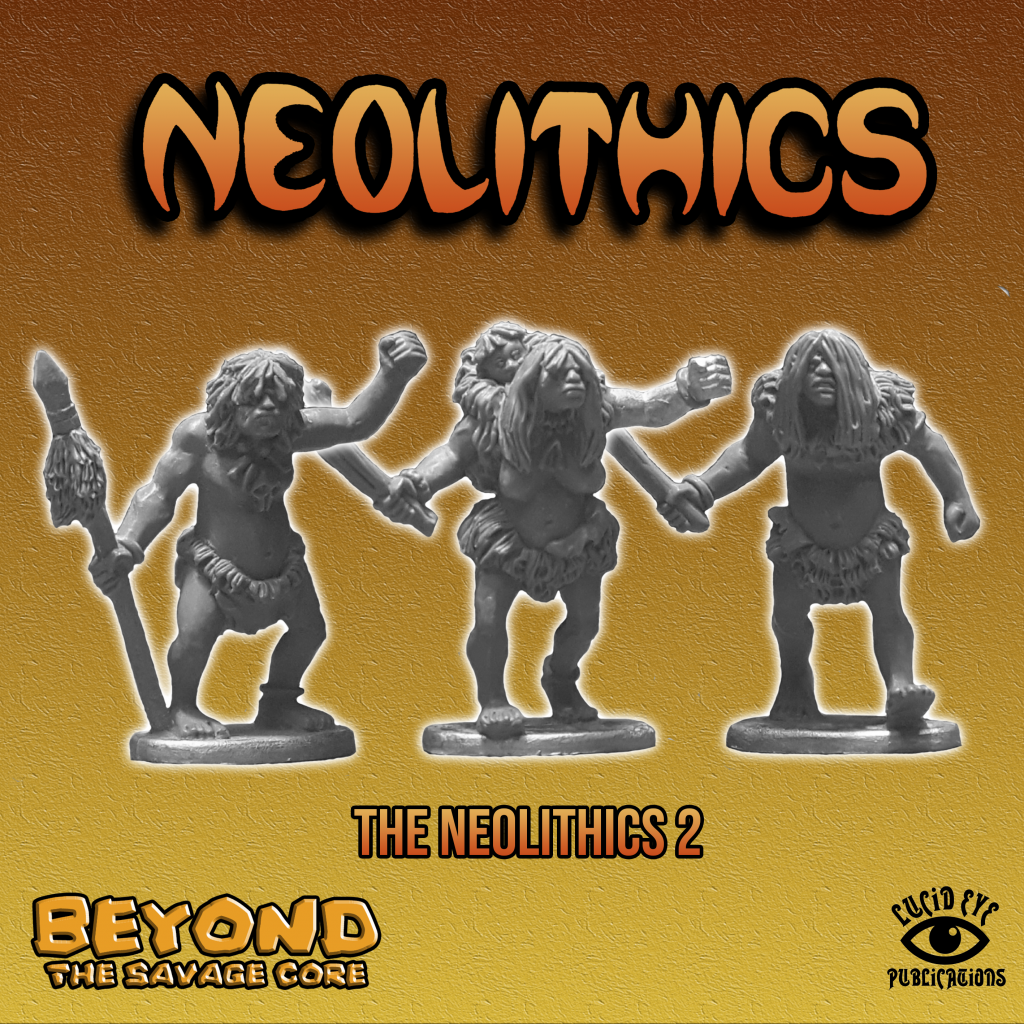 The Neolithics 2 - Lucid Eye