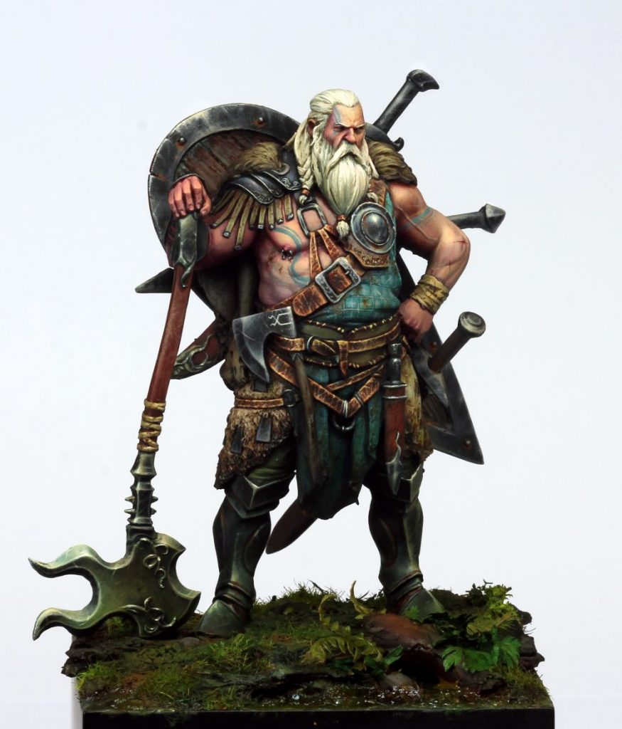Torryn The Legend - Black Sun Miniatures