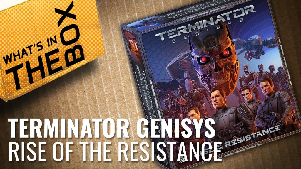 Unboxing: Terminator Genisys - Rise Of The resistance