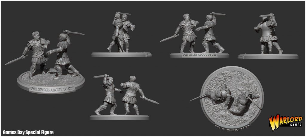 Warlord Games Day Figure - Warlord Games