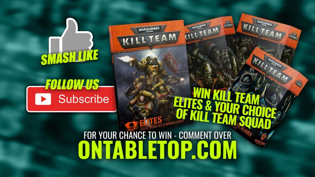 Weekender: Alien Horror, Designing With Devir & WIN Kill Team Elites