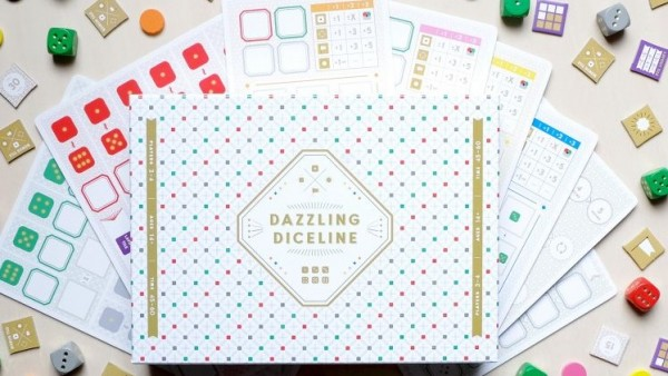 Analog Lunchbox Dazzle With New Dice Game