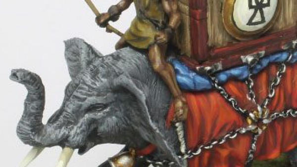 Agema Miniatures Reinvent Their Mighty War Elephant