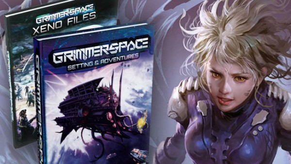 Sean Astin & Iron GM Games Launch Grimmerspace Kickstarter