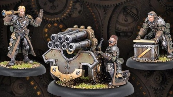Privateer Get Their Guns Out In Latest Warmachine Release