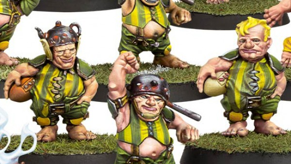 Happy Halflings & Necromunda Heroes Arrive This Weekend