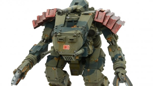 Warlord Games Preview New Konflikt '47 Battle Walker