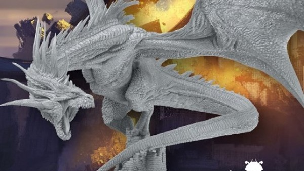 Mythic Announce UKGE Monstrous Miniature Exclusive!