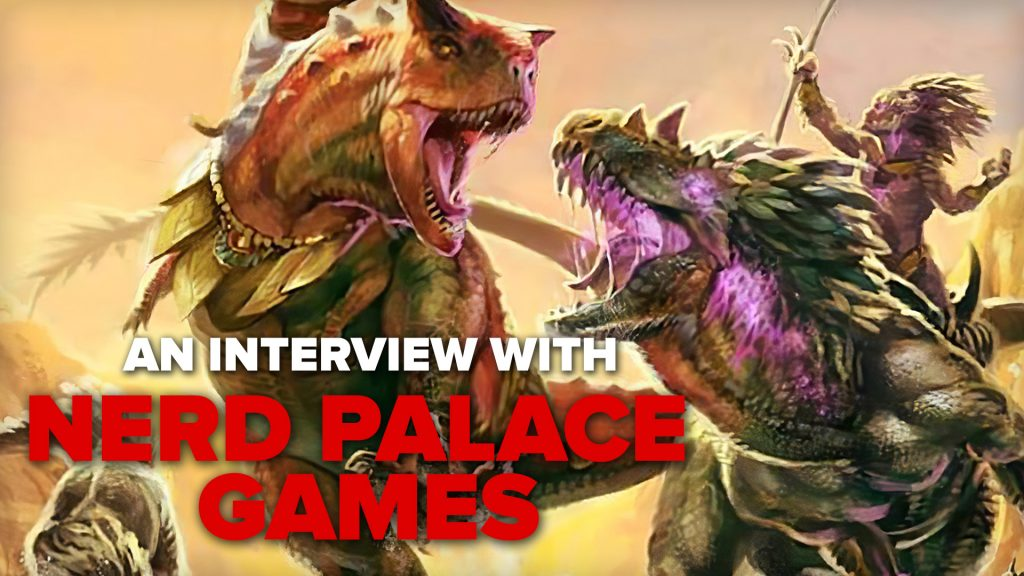 An In Depth Look at Primeval Clash With Nerd Palace Games