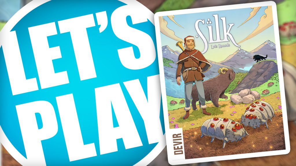 Let's Play: Silk [Comment To Win]