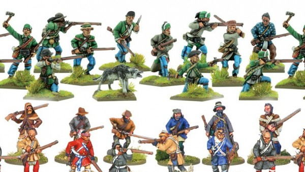 Fight A Battle On Snowshoes With Warlord Games' New Set