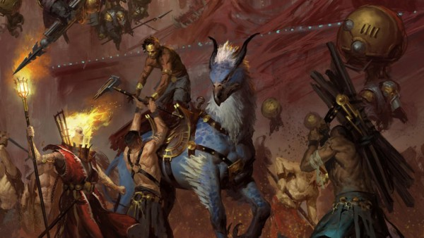 Cubicle 7 Discuss How Tests Work In Age Of Sigmar: Soulbound