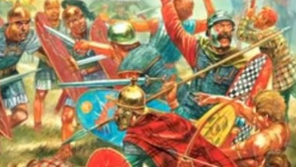 Warlord Games Tease New Ancient Skirmish Game, SPQR