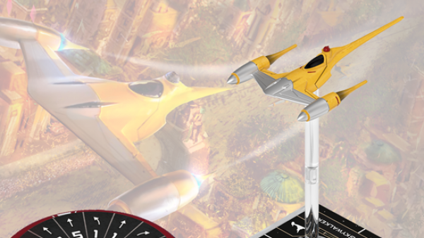 X-Wing Wave IV Release Teases New Naboo N-1 Starfighter