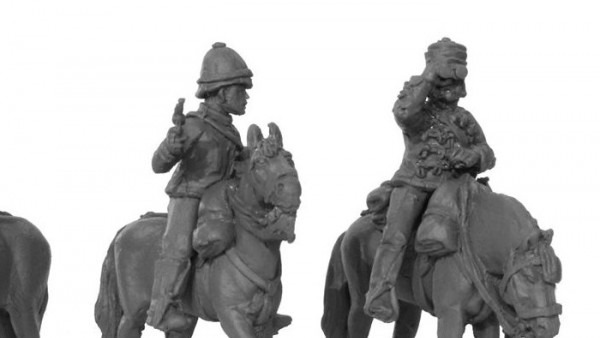 Command The Zulu Conflict With New Perry Miniature Releases
