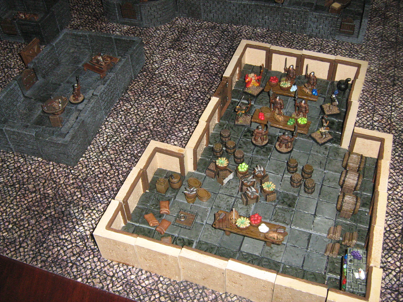 Review of Cobblestone RPG Encounter Map - RPGnet RPG Game Index