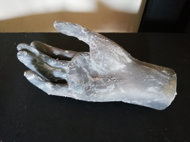 The Hand Continues