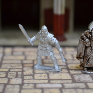 Bad Squiddo Games' Dwarf & Amazon Kickstarter - Comment To Win!