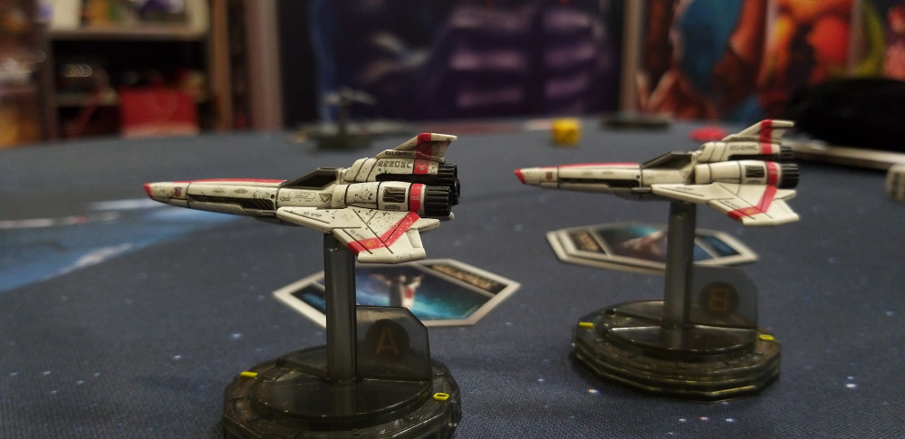 Ares Games Are Running BSG Participation Games All Weekend