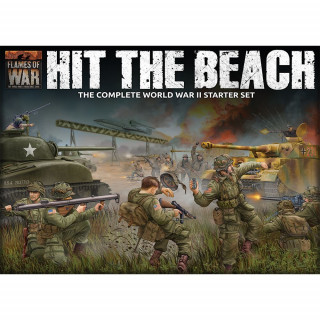 Flames of War D-Day Boot Camp - Be In With A Chance to Win Big Prizes!