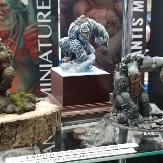 Atlantis Miniatures And Their Fantastic Creatures - Comment To Win!