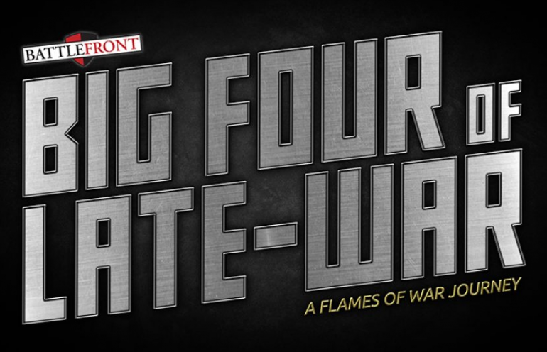 The Big Four of Late War Article Series - The Americans