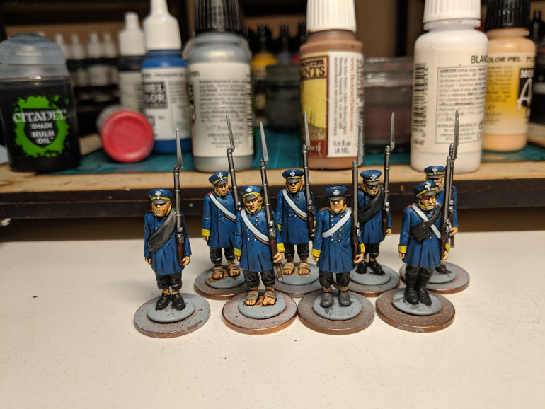 First 8 done! 16 more to go