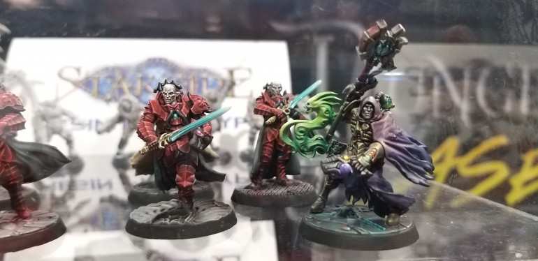 Archon Studio Show Off Their Minis