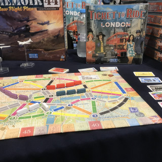 Days Of Wonder Take Us On A Journey With Ticket To Ride London