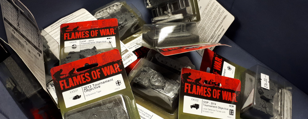 Sweet Loot In The Flames Of War Lucky Dip