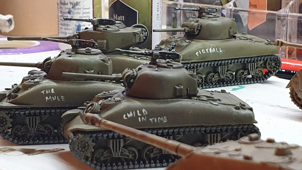 More From Bob's Family Of Tanks
