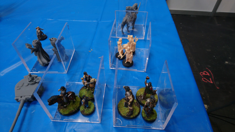 GameOrNaught talk about Minuteman Miniatures and their Personalized Miniatures