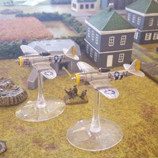 Air Support Hits The Tabletop For The BIG D-Day Gaming Table