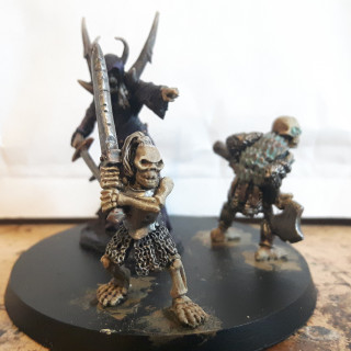 Warlord painted.
