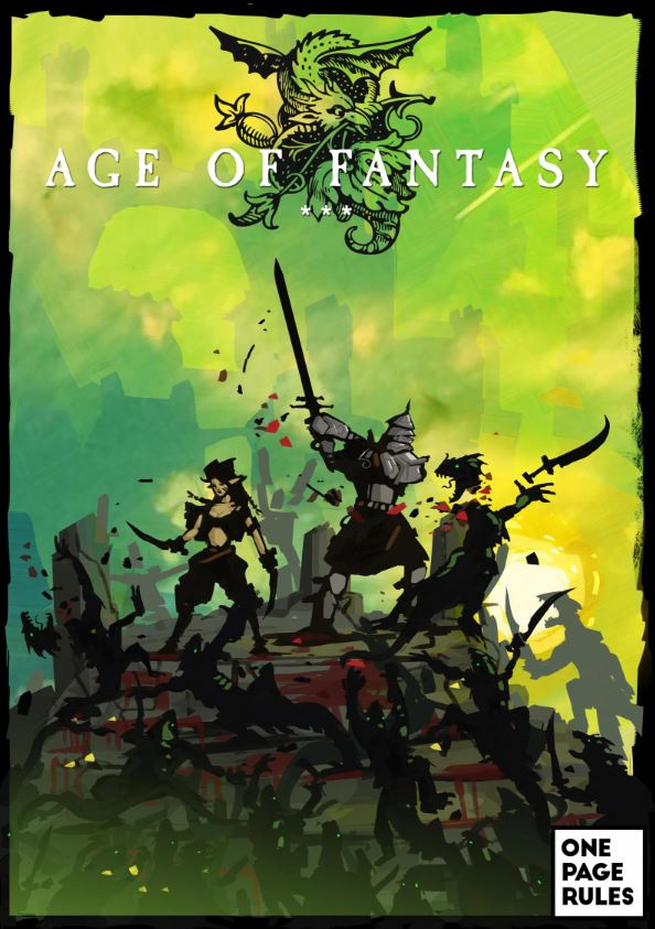 Age Of Fantasy - One Page Rules