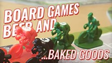 Board Games, Beer & Baked Goods – Give It A Go!