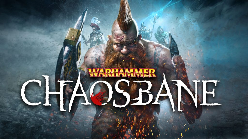 Chaosbane Cover - Games Workshop