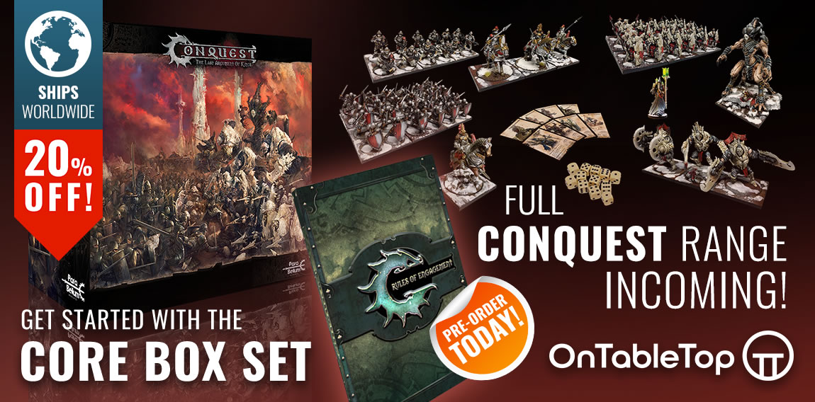 Conquest Core Box Set