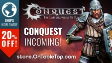 Conquest Pre-Orders Go Live In The OTT Store