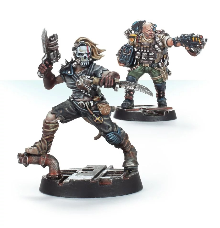 Dome Runner & Ammo Jack - Forge World
