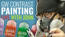 Join John This Friday For Painting With Contrast Live